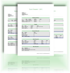 Seed to Harvest Reports
